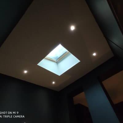 plafond menuistore